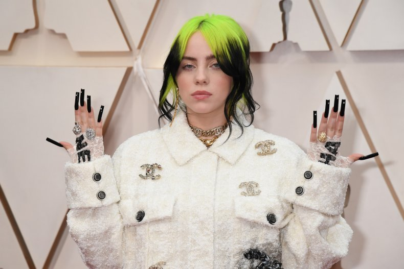 Billie Eilish Oscars