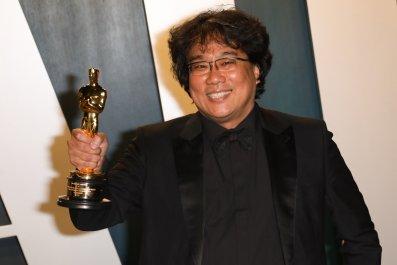 Conservative TV Host Criticizes Oscars For Awarding Bong Joon Ho