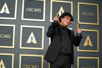 Bong Joon-ho Oscar