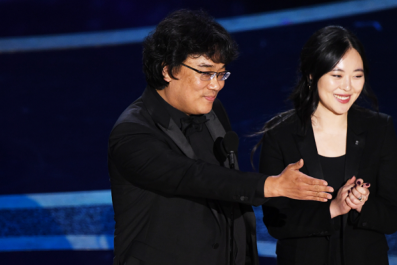Five Facts About Bong Joon Ho's Interpreter Sharon Choi