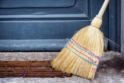 The Broomstick Challenge