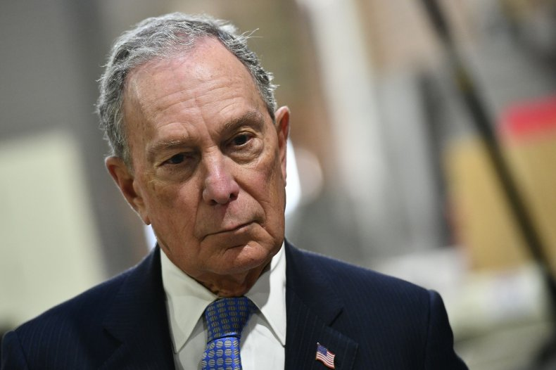 Mike Bloomberg 2020 stop frisk comments
