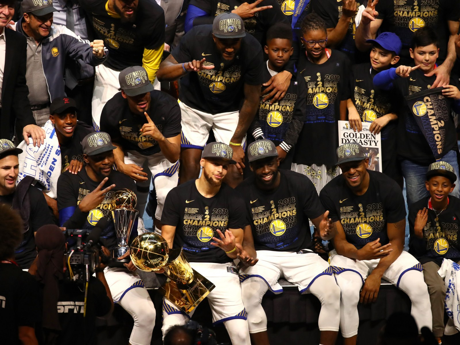 Fox Sports Pundit Calls Golden State Warriors Dynasty Totally