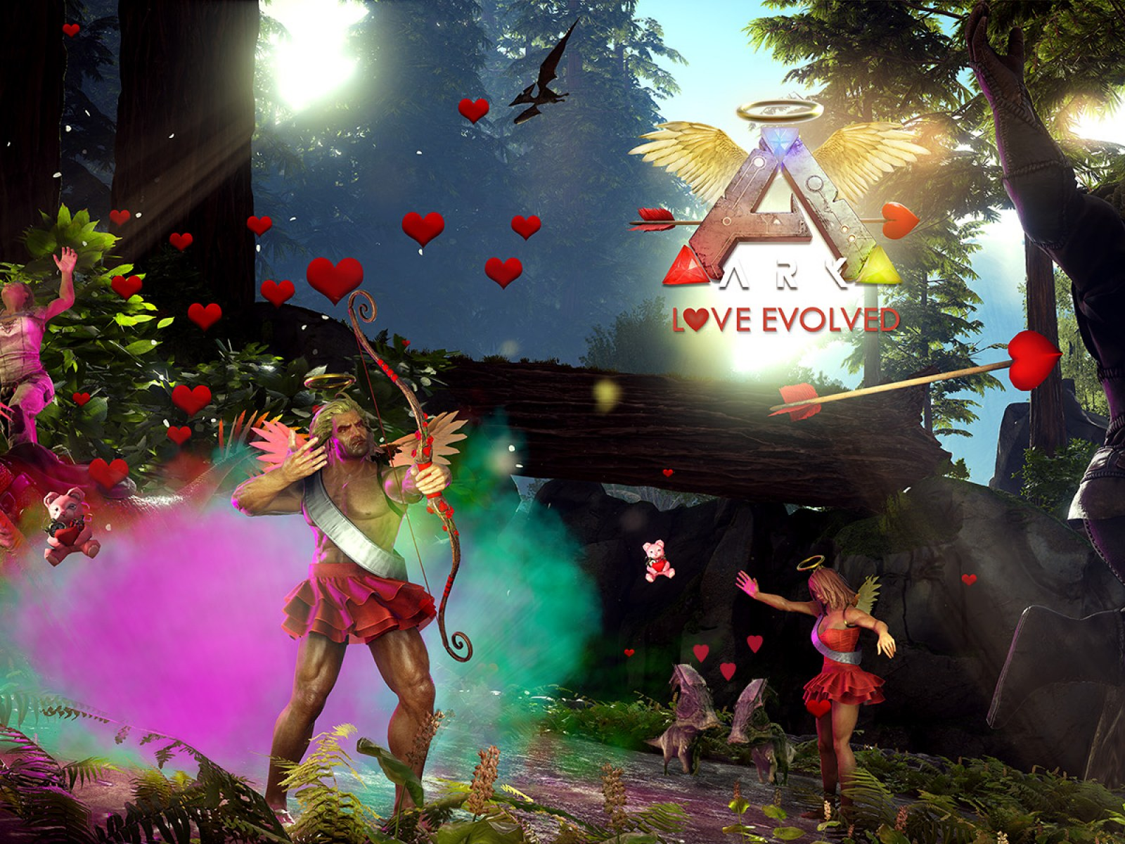 ARK' Update 2.15 Adds Love Evolved Valentine's Event on PS4, Xbox