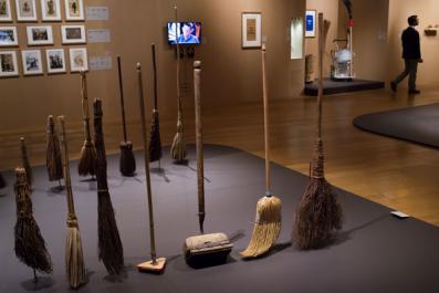 Celebrities and More Participate in #BroomstickChallenge