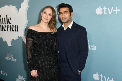 Kumail Nanjiani and Emily V. Gordon Share How the Immigration Experience Impacted 'Little America'