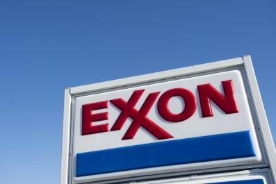 Exxon stock