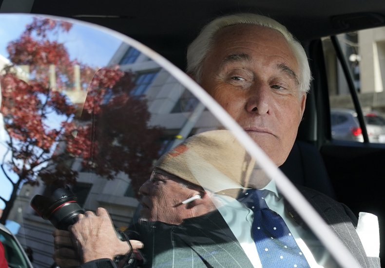 Roger Stone Trump case Larry Tribe