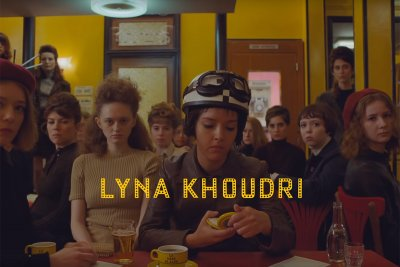 Lyna Khoudri the french dispatch