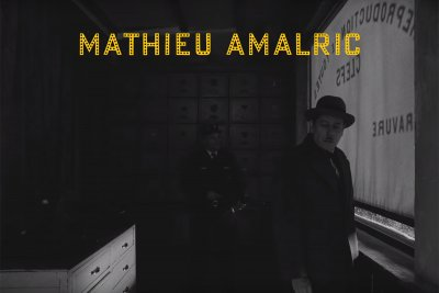Mathieu Amalric the french dispatch