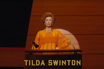 Tilda Swinton the french dispatch