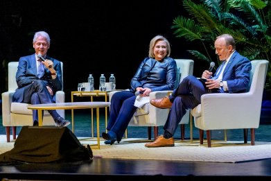 Paul Begala and Clintons