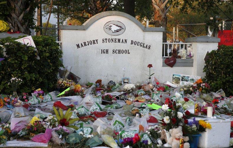 Stoneman Douglas memorial