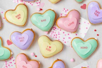 Krispy Kreme Dozen Valentine's Day 2020