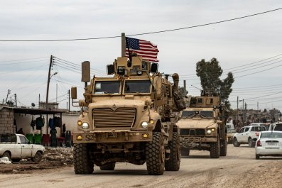 US military, Syria, Russia, convoy, Qamishli