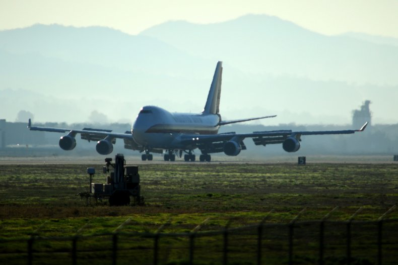 lackland base coronavirus case confirmed wuhan flight
