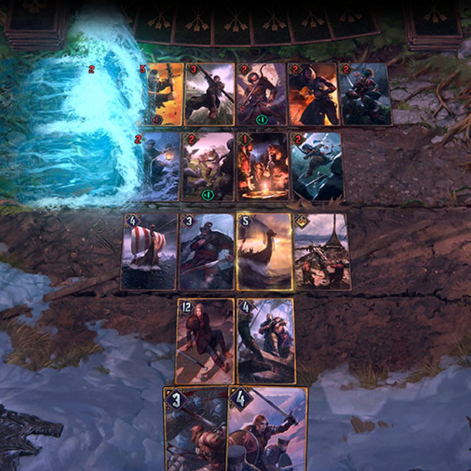 Gwent For Android Release Date Announced How To Pre Register For An Imperial Golem