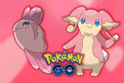 pokemon go valentines day 2020 event