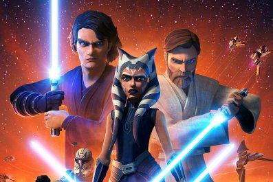 Star Wars Disney +
