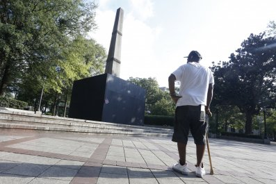 Birmingham Confederate Monument