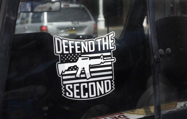 Second Amendment image