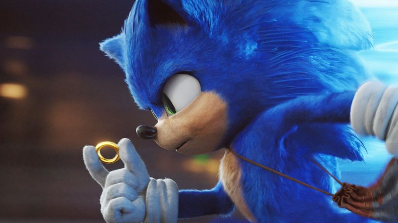 sonic the hedgehog tails