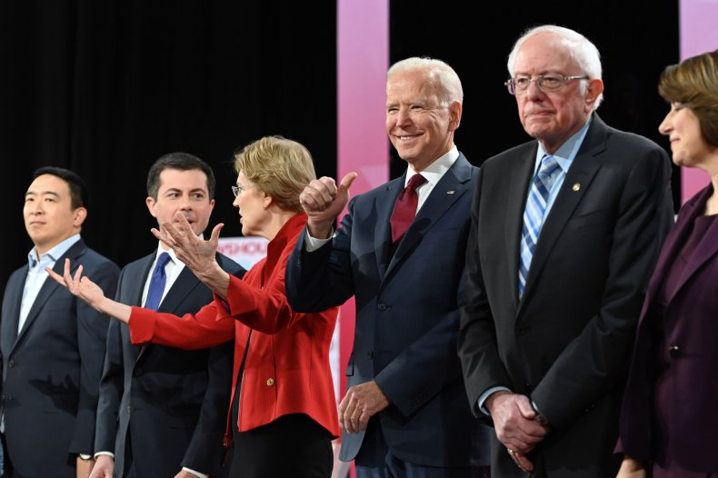 contested democratic convention