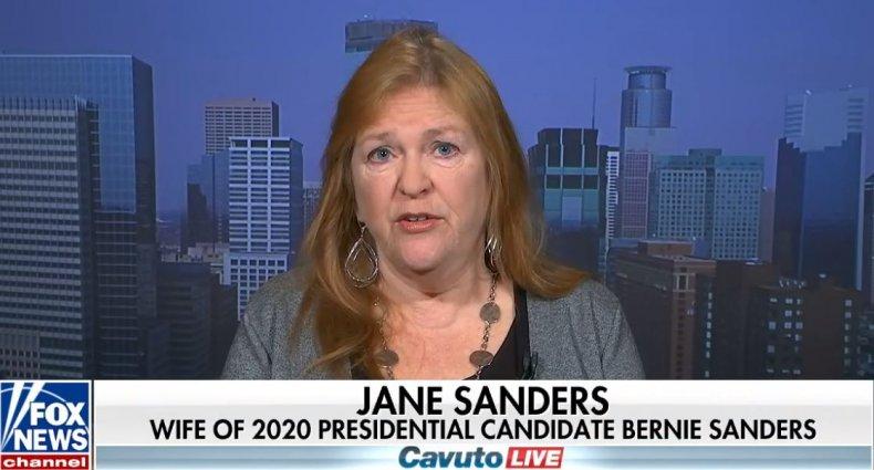 jane sanders hillary clinton campaign