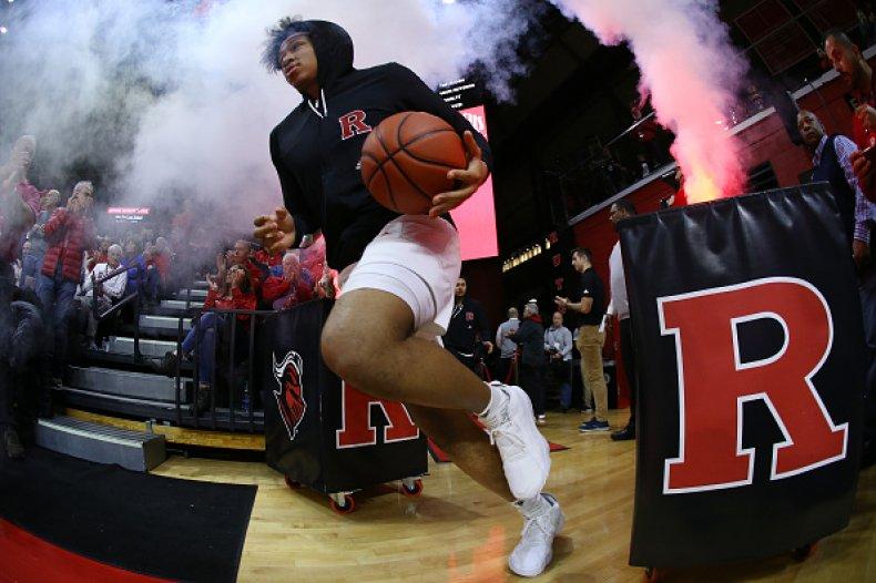 Rutgers Men's Basketball