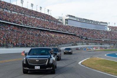 Trump Daytona 500