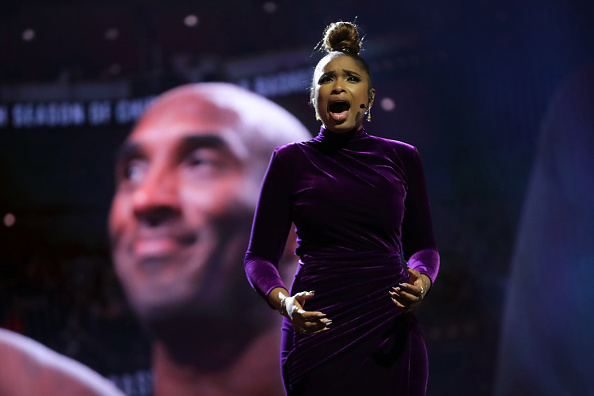 Jennifer Hudson Sings Moving Tribute to Kobe Bryant to Start NBA All-Star Game, And Twitter Wept - Newsweek