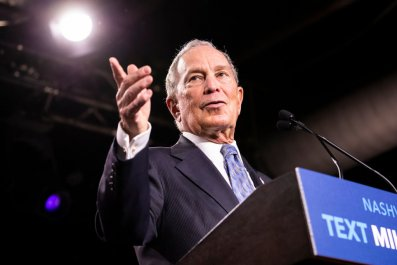 Mike Bloomberg in Tennessee