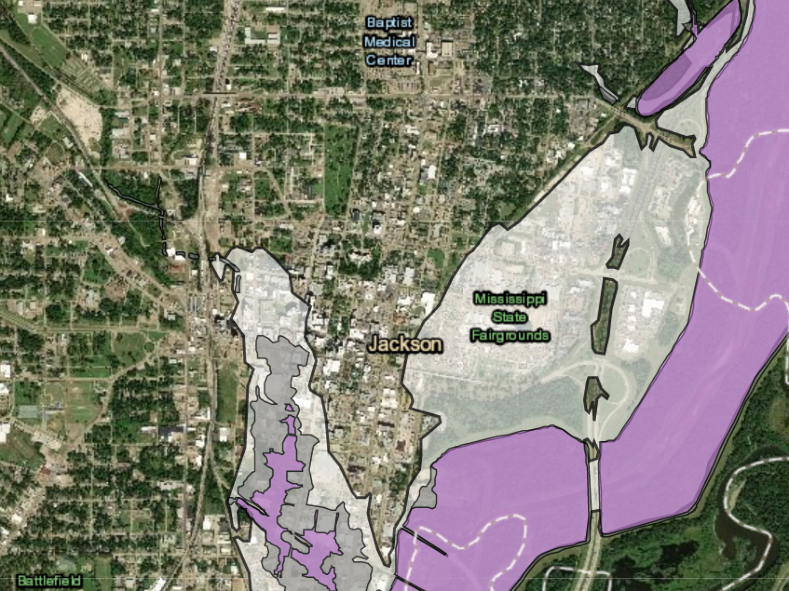 map of pearl mississippi Mississippi Flood Update Forecast Map And What You Need To Know map of pearl mississippi