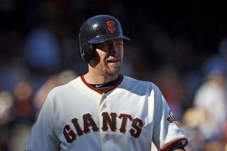 Aubrey Huff, San Francisco Giants