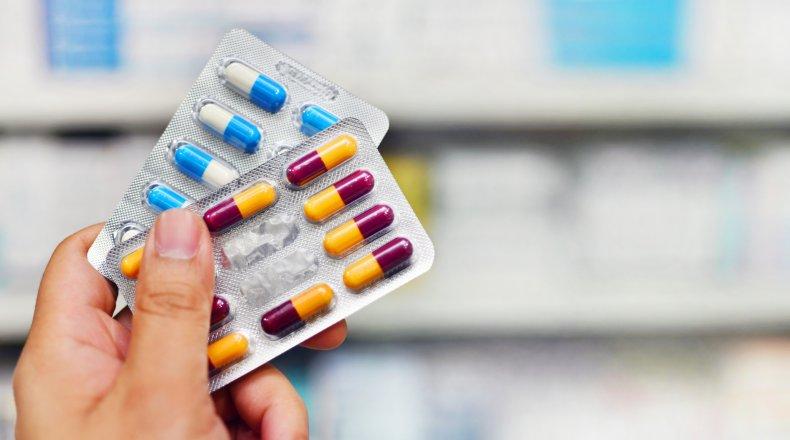 drugs, medication, antibiotics, stock, getty