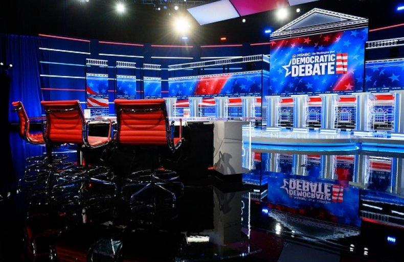 nbc msnbc democratic debate