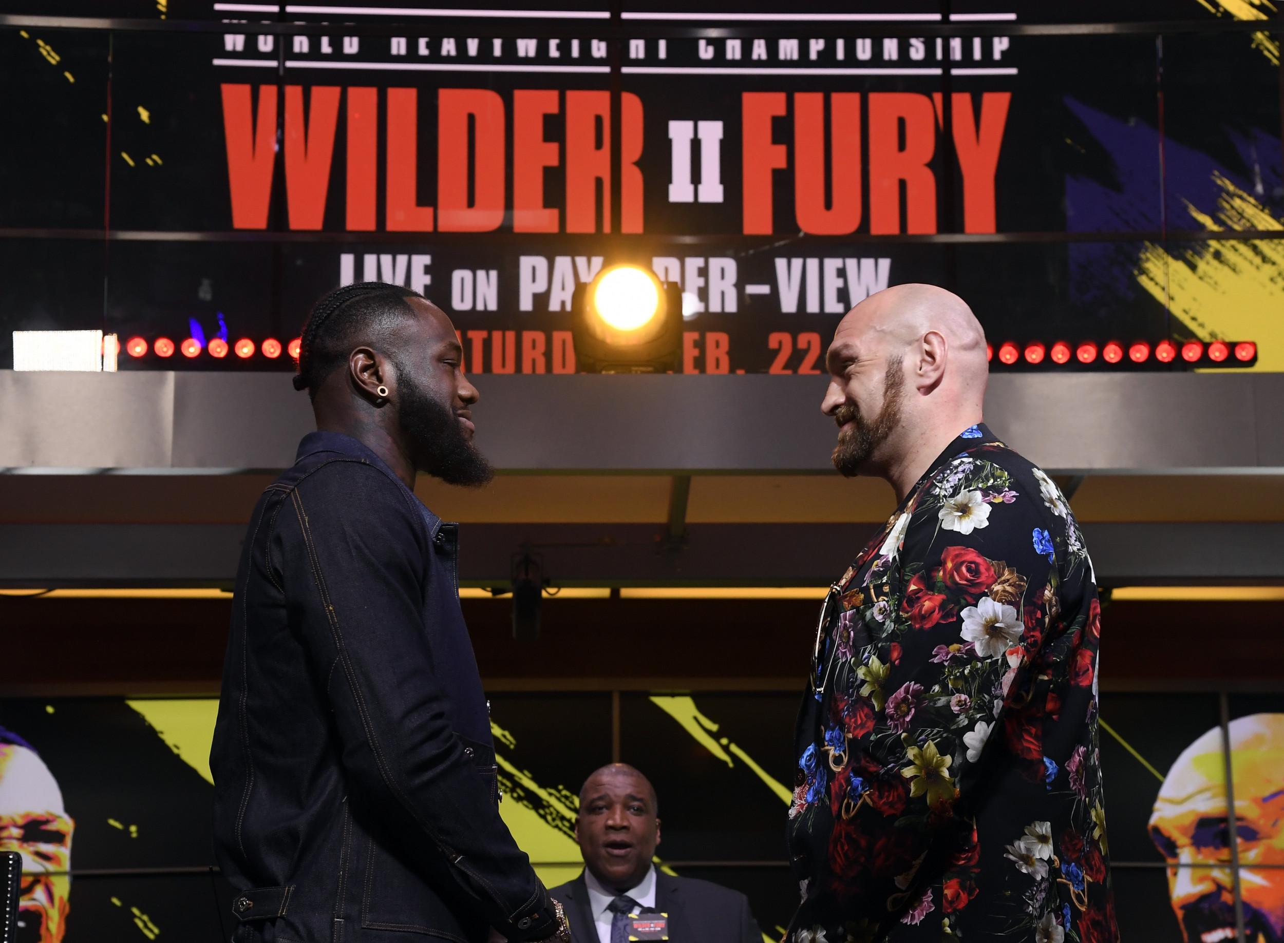 tyson fury fight - photo #33
