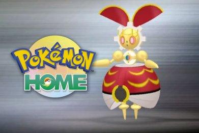 pokemon home original color magearna guide