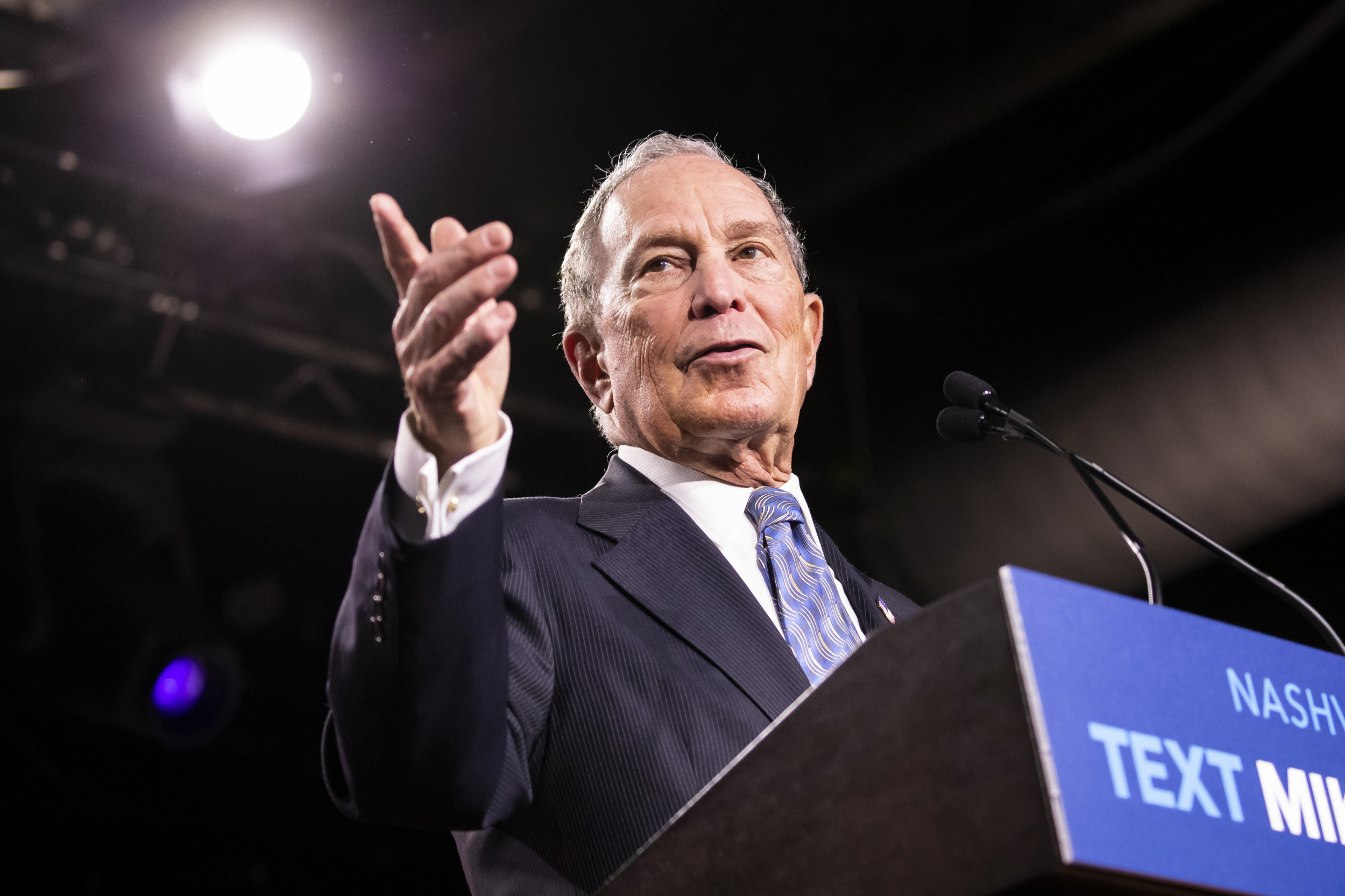 Mike Bloomberg S Elitist Farming Comments Could Be The Hillary Clinton Deplorables Moment That Poses The Biggest Threat To His Campaign