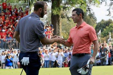Dustin Johnson, Rory McIlroy, PGA Tour