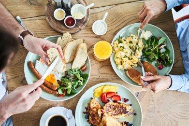 food, breakfast, lunch, brunch, stock, getty
