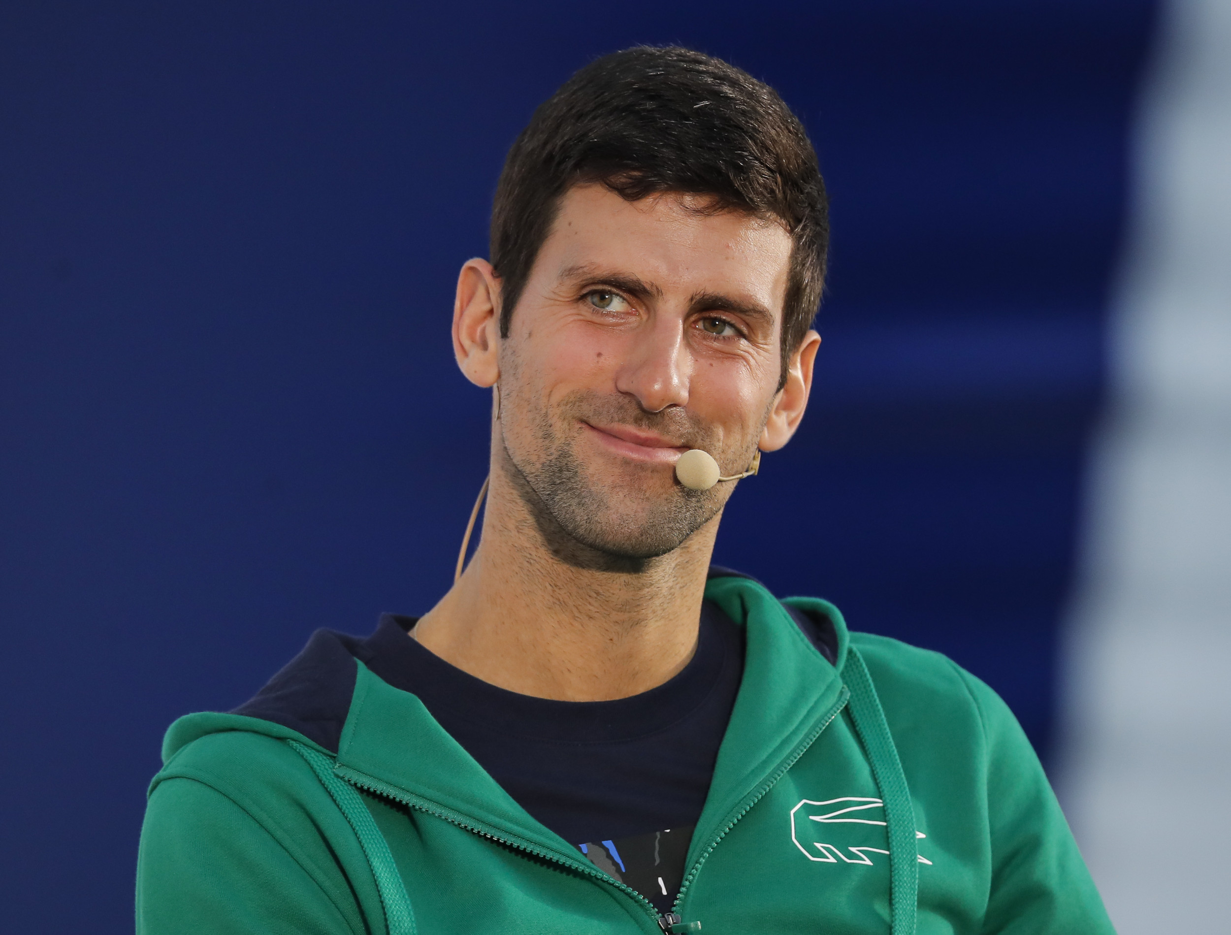 Novak Djokovic Made Some Kids Day With A Game Of Street Tennis And The Internet Loved It