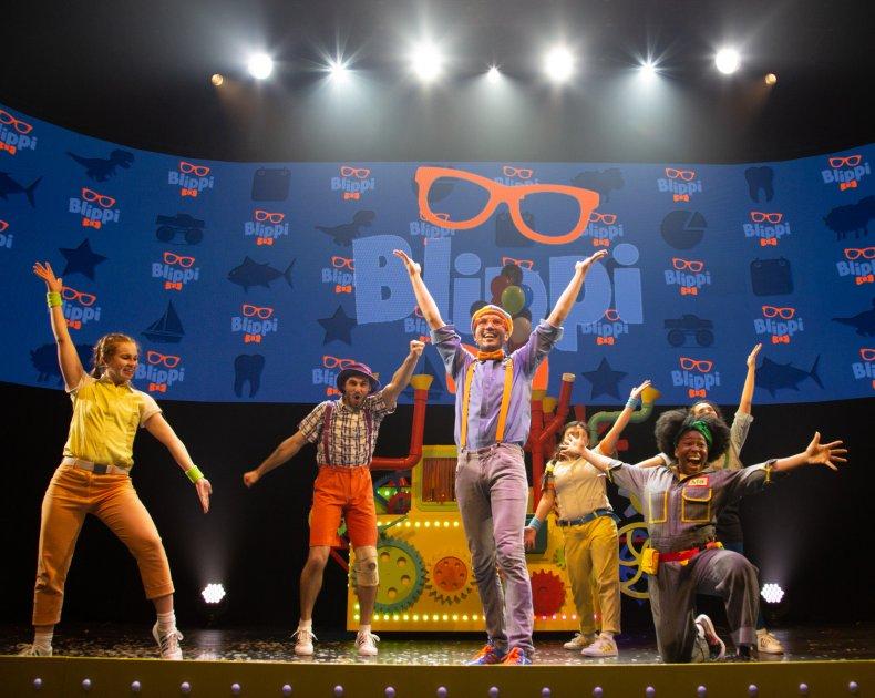 Blippi the Musical 2