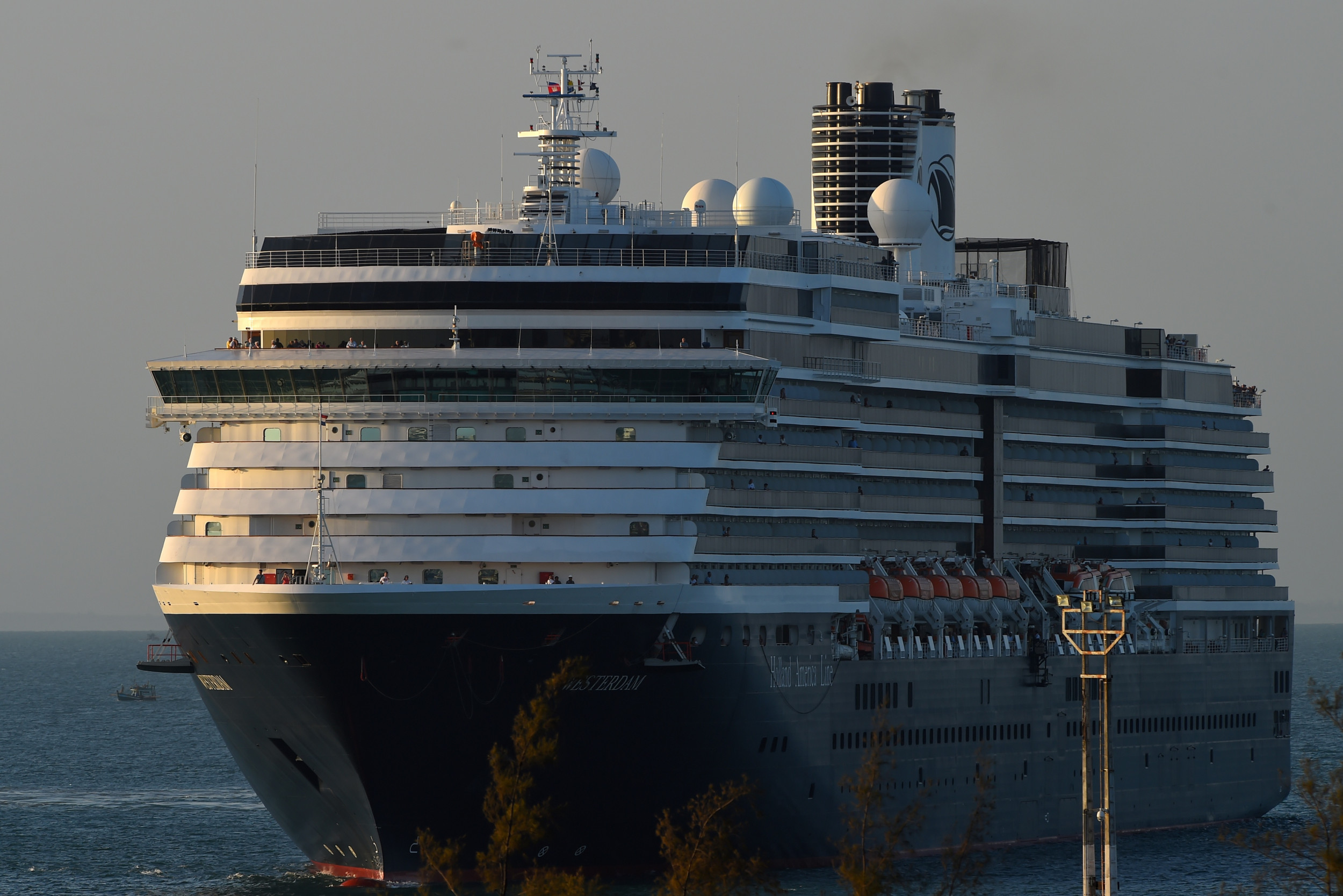 Comedian Aboard Coronavirus Cruise Ship Fired After Ditching Quarantine And Returning to US