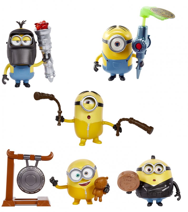 Mattel Minions Action Figure Assortment