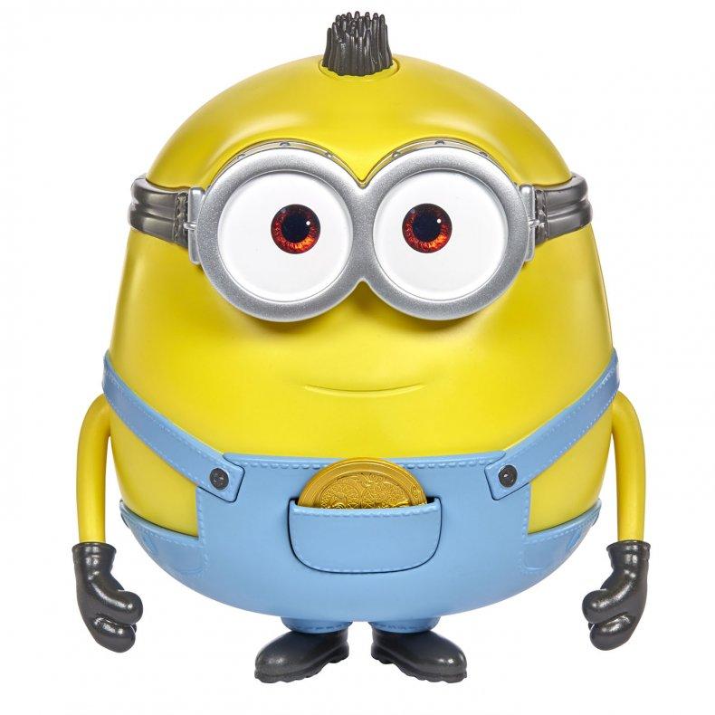 Mattel Minions Babble Otto