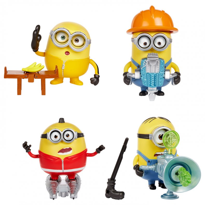 Mattel Minions Loud 'N Rowdy Assortment