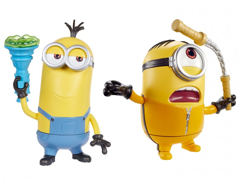 Mattel Minions Mighty Minions Assortment