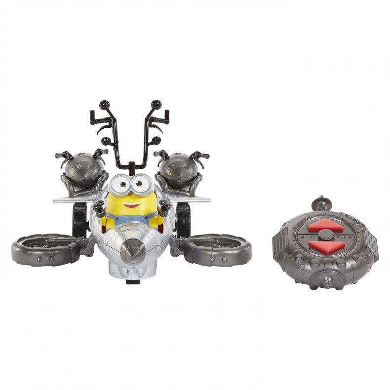 Mattel Minions Wild Rider