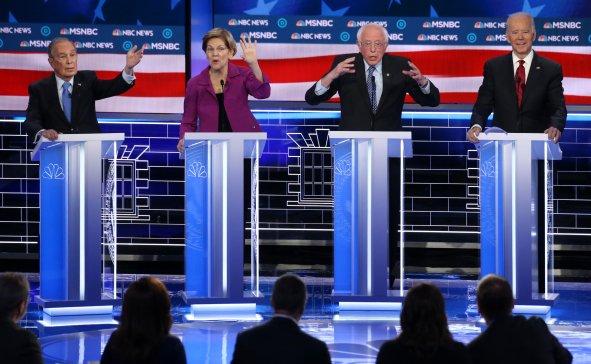 Dem debate Nevada